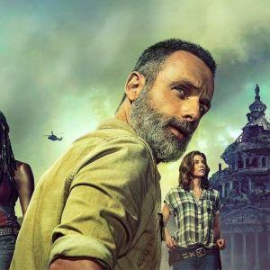"""Rick bate em todo mundo com a Lucille no novo teaser de """"The Walking Dead""""!"""