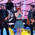 Paramore foi eleito como a melhor banda de rock no Teen Choice Awards