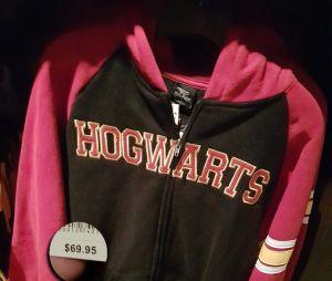 Casaco de Harry Potter à venda em Orlando, nos EUA