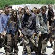 """9ª temporada de """"The Walking Dead"""" terá muita tensão e novos rivais"""