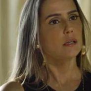 """Revirando o passado, Karola descobre que foi """"adotada"""" por Laureta em """"Segundo Sol"""""""