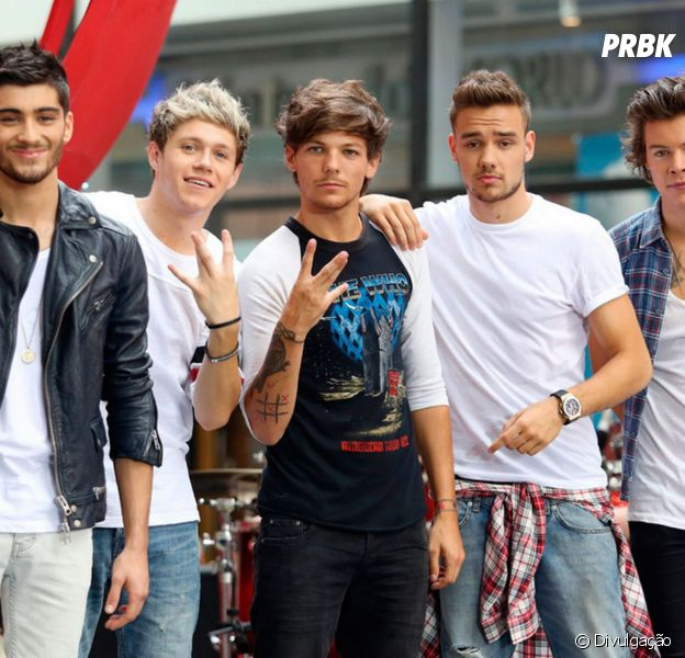 """One Direction lançou aplicativo para promover o livro """"Who We Are"""""""