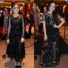 Maisa ou Larissa Manoela? Vote pra decidir quem se vestiu melhor no jantar beneficente da AACD!