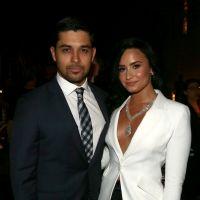 Wilmer Valderrama, ex-namorado da Demi Lovato, tem sido o porto seguro da cantora após internação