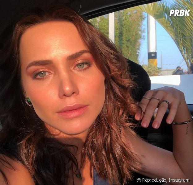 """Leticia Colin, ex-""""Segundo Sol"""", muda o visual e recebe elogios"""