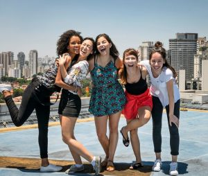 """""""As Five"""", série derivada de """"Malhação - Viva a Diferença"""", deve estrear no início de 2019"""