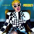 "O álbum ""Invasion of Privacy"", de Cardi B, ficou em 2º lugar!"