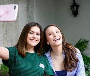 """Maisa Silva e Larissa Manoela estão em """"Ciladas de Natal"""""""