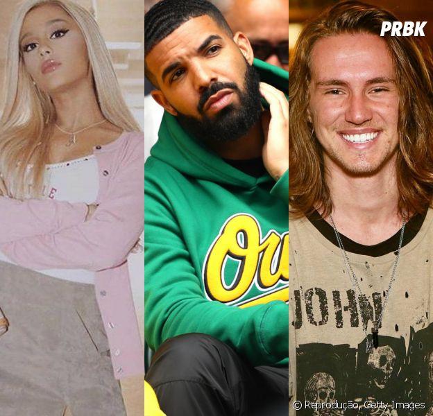 Com Ariana Grande, Drake, Vitor Kley, relembre as músicas mais chicletes de 2018