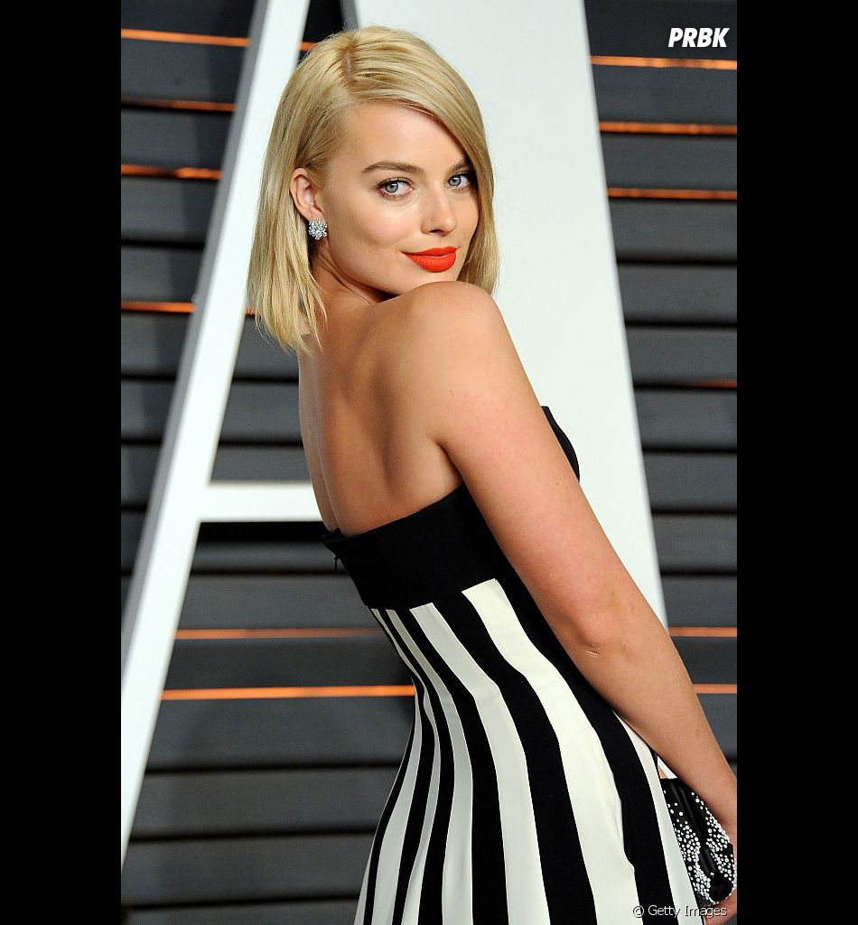 Margot Robbie vai viver a Barbie no cinema!