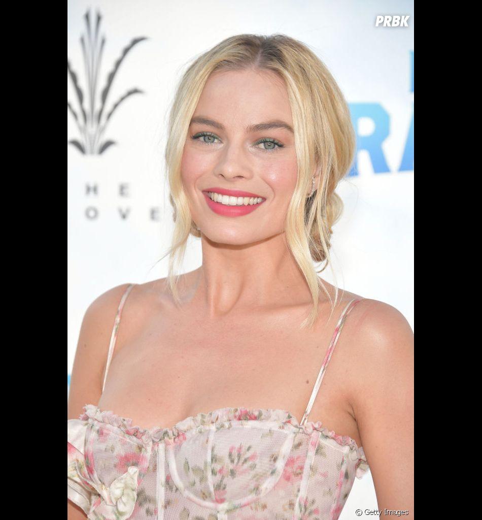 Atriz Margot Robbie será a protagonista no filme da Barbie