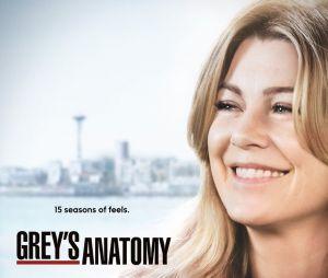 "Meredith Grey (Ellen Pompeo) vai ver seu pai de volta na 15ª temporada de ""Grey's Anatomy"""