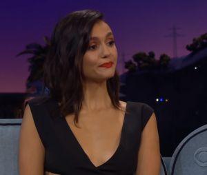 Será que Nina Dobrev ainda aguenta responder mais perguntas sobre a sua amizade com Ian Somerhalder e Nikki Reed?