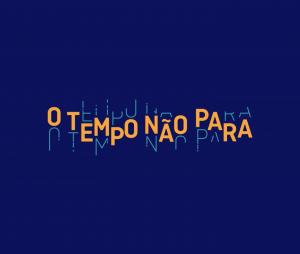 """""""O Tempo Não Para"""" é exibida de segunda a sábado, por volta de 19h30, na Globo"""