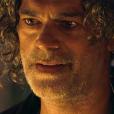 """Em """"O Sétimo Guardião"""": Leon (Eduardo Moscovis) finalmente assume sua forma humana para sempre"""