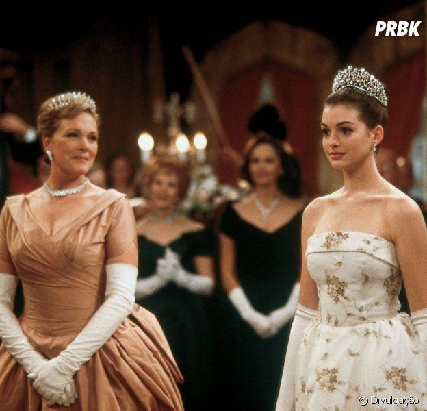 """Anne Hathaway confirma continuação para """"O Diário da Princesa 3"""""""