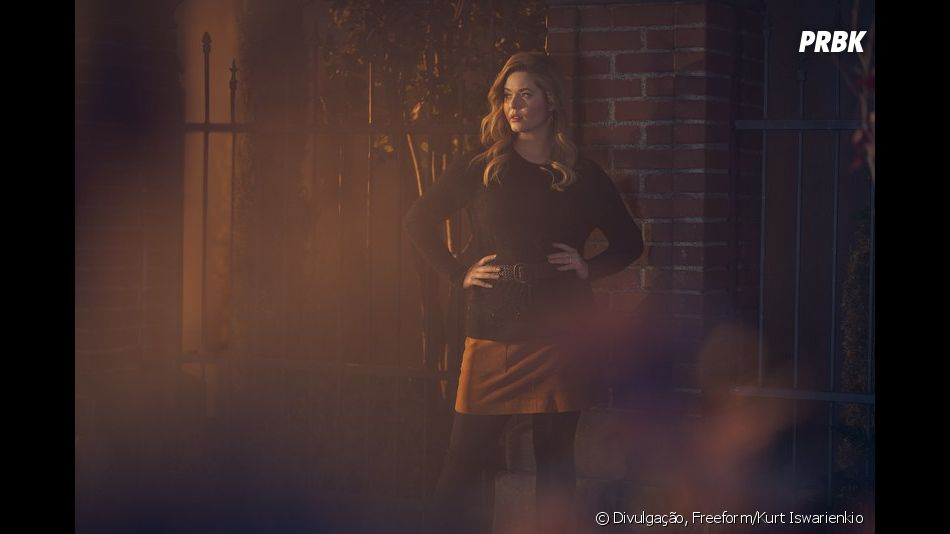 """""""Pretty Little Liars: The Perfectionists"""":Sasha Pietersee suaAlison DiLaurentisestarão no spin-off"""