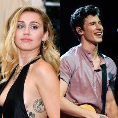 Miley Cyrus e Shawn Mendes podem estar prestes a lançar uma parceria e já tinha gente suspeitando