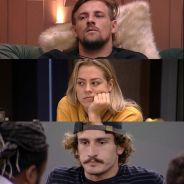 """Diego, Isabella e Alan estão no 4º paredão do """"BBB19"""". Quem será o próximo eliminado?"""