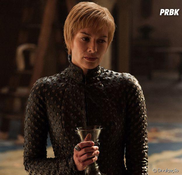 """De """"Game of Thrones"""", Lena Headey, a Cersei, fez pacto de sangue para amigos não falarem spoilers da final da série!"""
