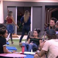 """Pelo visto, só um relacionamento entre Carol Peixinho e Gabriela pode salvar o """"BBB19"""""""