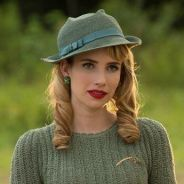 "Série ""American Horror Story: Freakshow"": Maggie (Emma Roberts) surge no circo!"