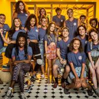 """Rayssa Bratillieri, André Luiz Frambach e elenco de """"Malhação"""" vão desfilar no Carnaval!"""