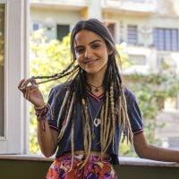 """Pally Siqueira confessa que se emociona muito com as cenas de Amanda em """"Malhação"""""""