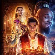 """Saiu um novo trailer de """"Aladdin"""" e você não vai conseguir terminar de vê-lo sem cantar uma música"""