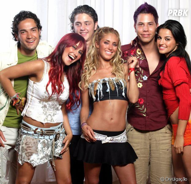 Teste: escolha sete celebridades para beijar na boca e diremos qual música do RBD te representa no amor!