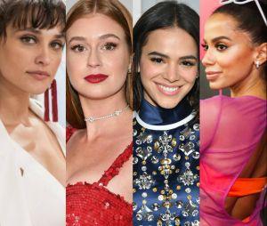 Débora Nascimento, Marina Ruy Barbosa, Bruna Marquezine, Anitta: por que o público adora transformar qualquer mal entendido em uma rivalidade entre mulheres?