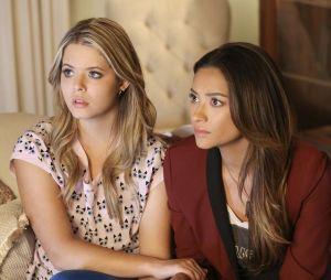 """""""Pretty Little Liars: The Perfectionists"""" revela: Alison (Sasha Pieterse) e Emily (Shay Mitchell) não ficam juntas depois do fim de """"PLL"""""""