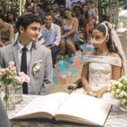 """Amanda e Kavaco prometem emocionar todo mundo com esse casamento lindo em """"Malhação""""!"""