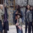 """Em """"The Walking Dead"""", grupo de sobreviventes tenta ficar bem durante nevasca"""