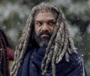 """Em """"The Walking Dead"""", Ezekiel(Khary Paton) declara que Reino não é mais habitável"""