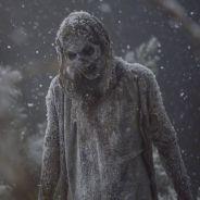 """Morte impactante? Vilão? Que nada, a neve foi o maior desafio em """"The Walking Dead""""!"""