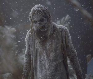 """O inverno trouxe novos desafios sombrios em """"The Walking Dead""""!"""