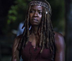 """Em """"The Walking Dead"""", Michonne (Danai Gurira) realmente vai sair na 10ª temporada"""