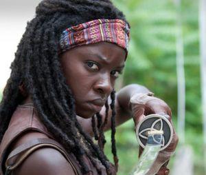 """Em """"The Walking Dead"""", Michonne (Danai Gurira) será extremamente importante para a 10ª temporada"""