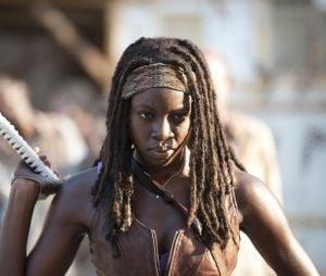 """Em """"The Walking Dead"""", história de Michonne (Danai Gurira) será explorada na 10ª temporada"""