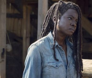 """Em """"The Walking Dead"""", 10ª temporada contará mais sobre Michonne (Danai Gurira)"""