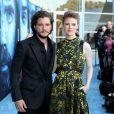 """Kit Harington já tem planos para depois do final de """"Game of Thrones"""": ele quer ser pai!"""
