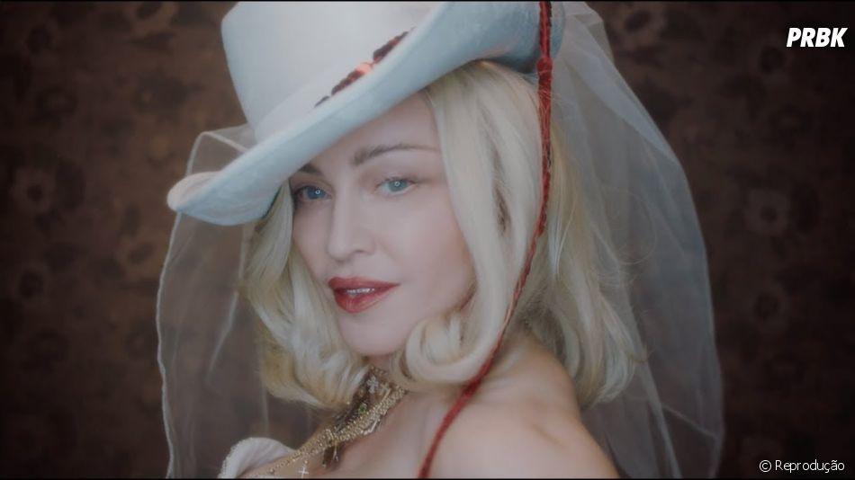 "Próximo álbum de Madonna se chama ""Madame X"""