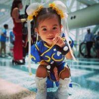 Confira os cosplays infantis mais fofos de todos os tempos