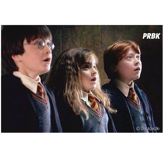 """Você conhecia todas essas curiosidades de """"Harry Potter""""?"""