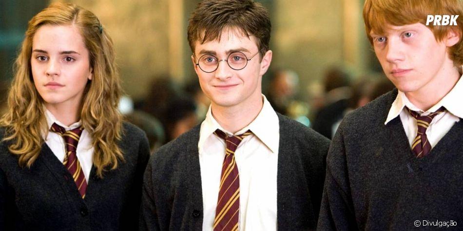 """Muitas coisas aconteceram nos bastidores de """"Harry Potter"""""""