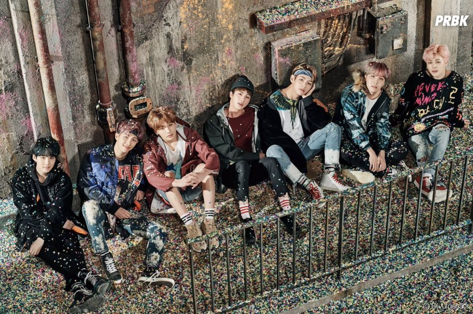 """""""MAP OF THE SOUL: PERSONA"""" se torna o terceiro álbum que o BTS coloca na primeira posição da Billboard 200"""