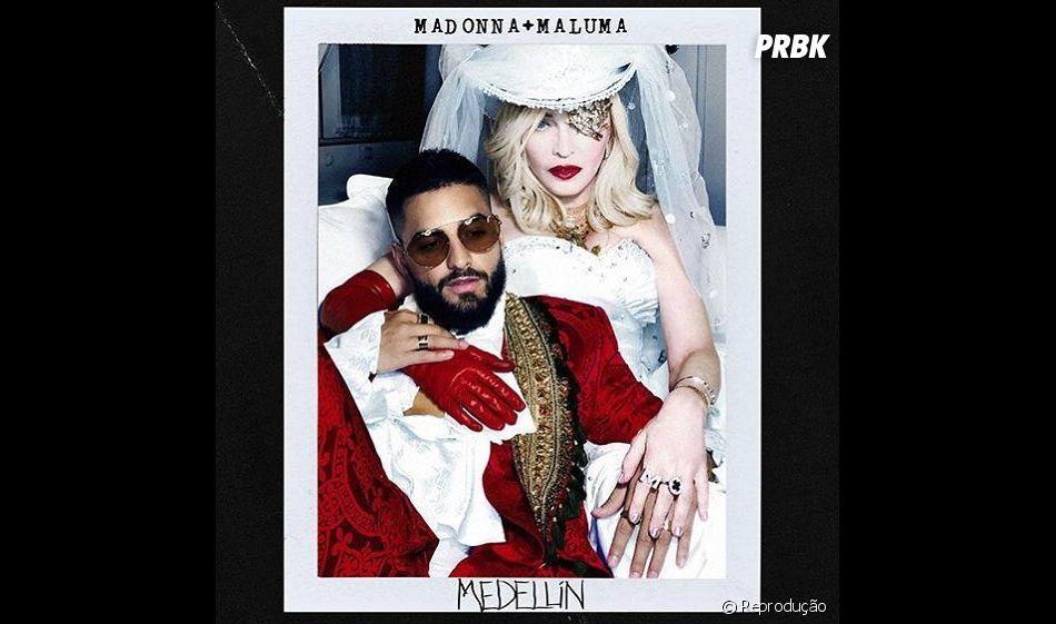 """""""Medellín"""": com Maluma e Madonna, clipe é lançado nesta quarta-feira (24)"""