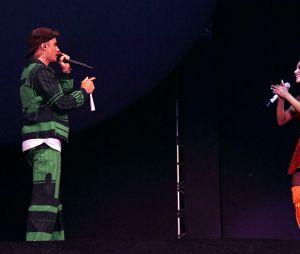 Justin Bieber se irrita com apresentadora que o acusou de ter feito playback no Coachella