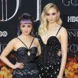 """Sophie Turner comemorou ato decisivo de Maisie Williams em """"Game of Thrones"""""""